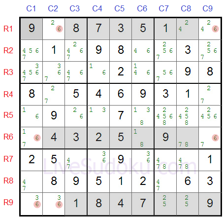 Sudoku Swordfish
