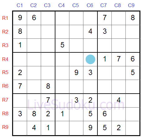 Sudoku Naked Singles