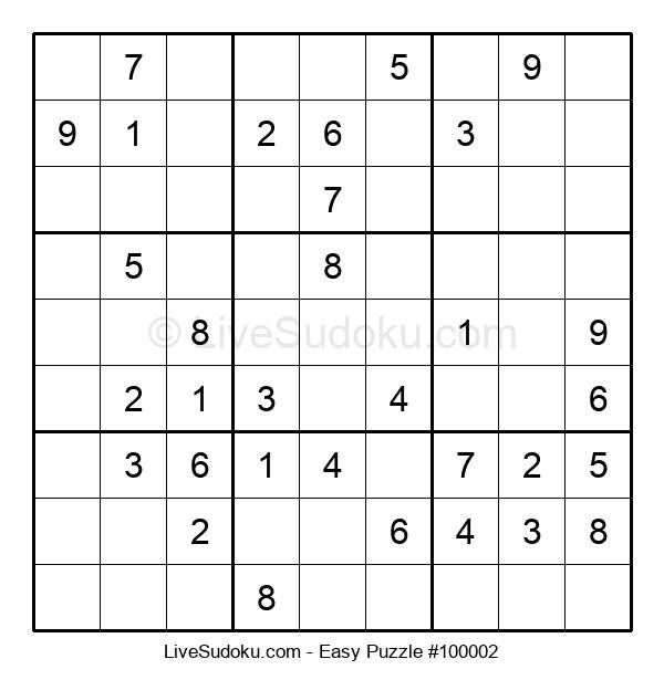 Beginners Puzzle #100002