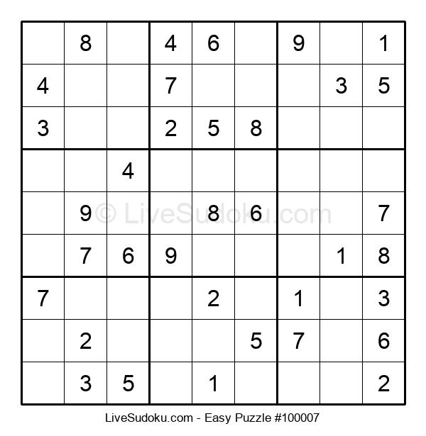 Beginners Puzzle #100007