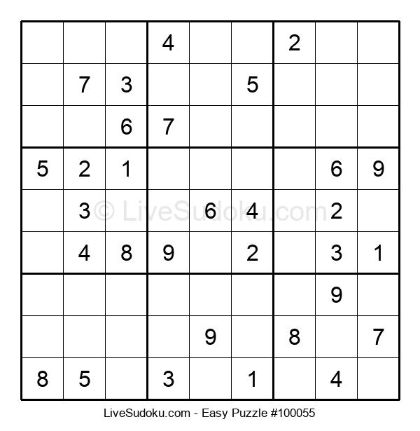 Beginners Puzzle #100055