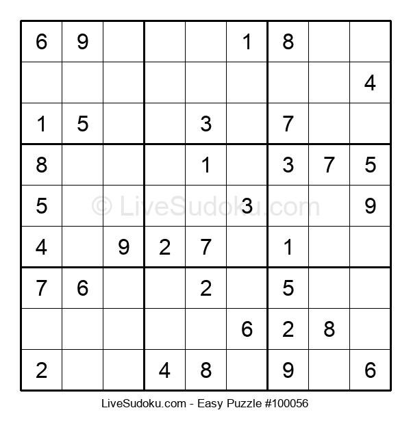 Beginners Puzzle #100056