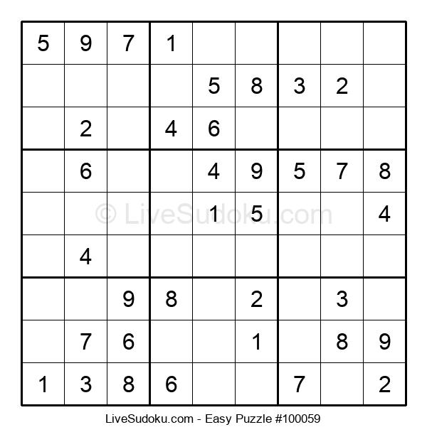 Beginners Puzzle #100059
