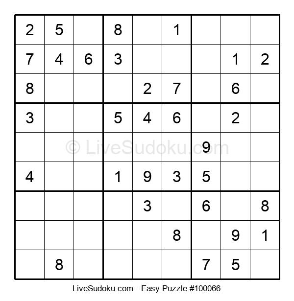 Beginners Puzzle #100066