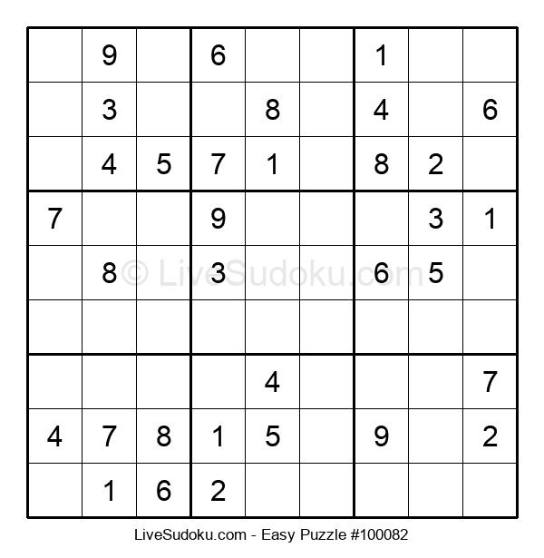 Beginners Puzzle #100082