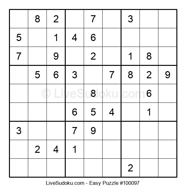 Beginners Puzzle #100097