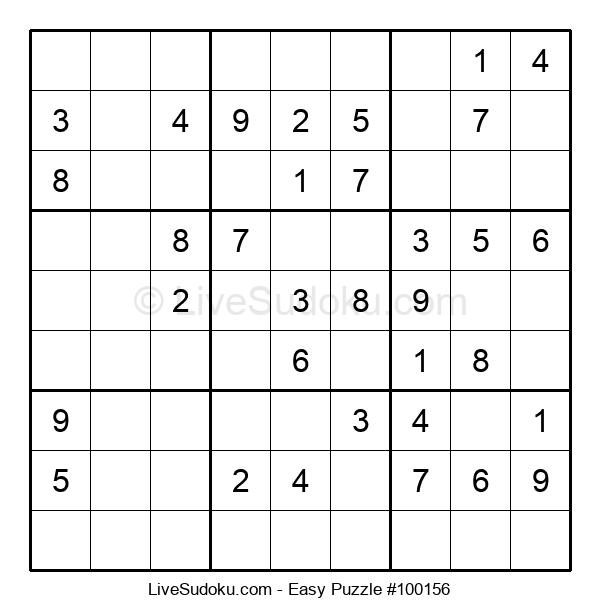 Beginners Puzzle #100156