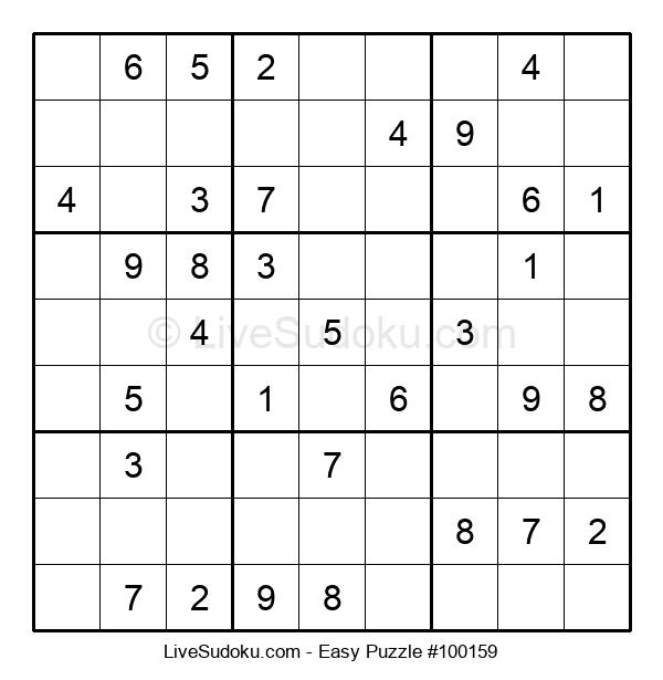 Beginners Puzzle #100159