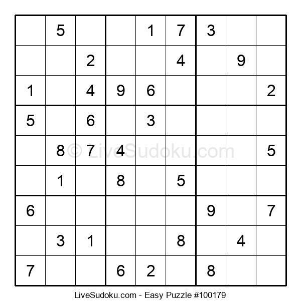 Beginners Puzzle #100179