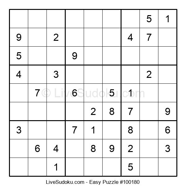 Beginners Puzzle #100180