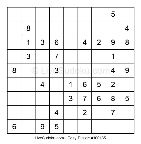 Beginners Puzzle #100185
