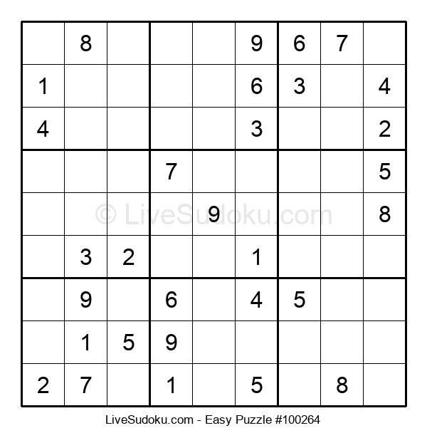 Beginners Puzzle #100264