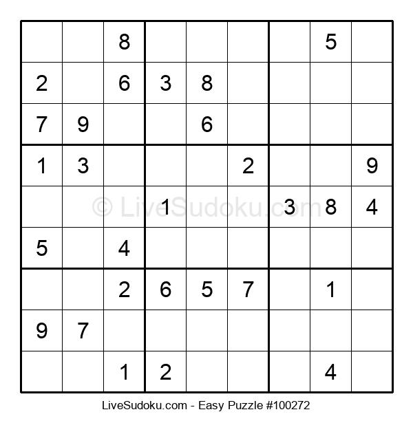 Beginners Puzzle #100272