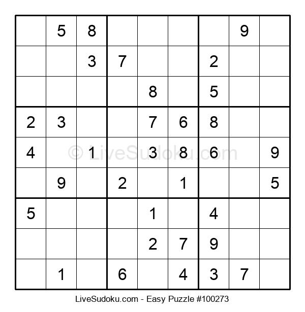 Beginners Puzzle #100273