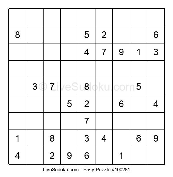 Beginners Puzzle #100281