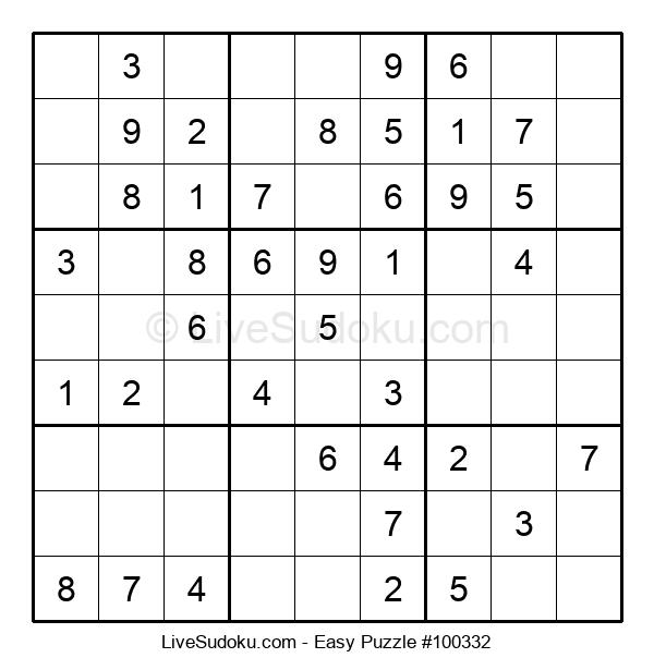 Beginners Puzzle #100332