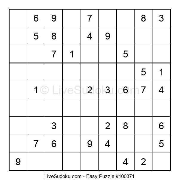 Beginners Puzzle #100371