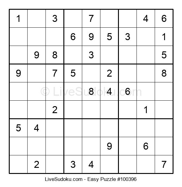 Beginners Puzzle #100396