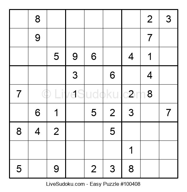 Beginners Puzzle #100408