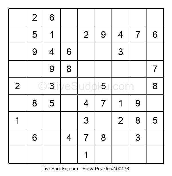 Beginners Puzzle #100478