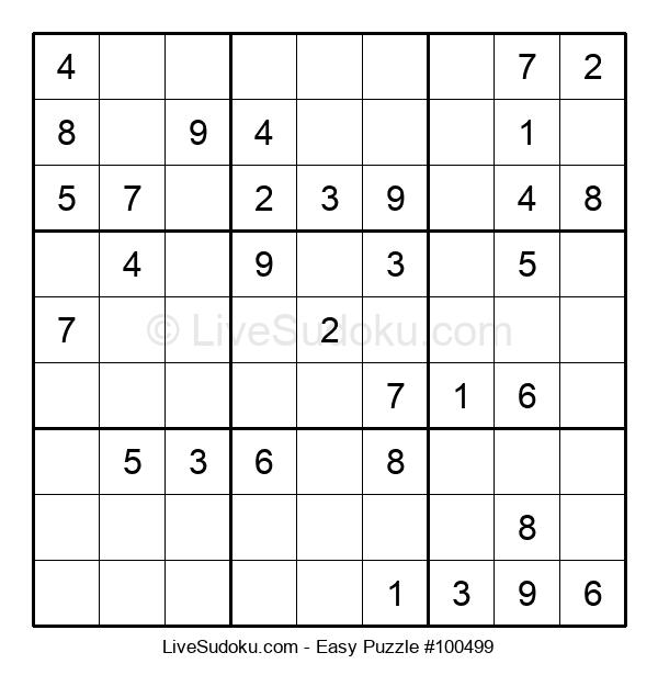 Beginners Puzzle #100499