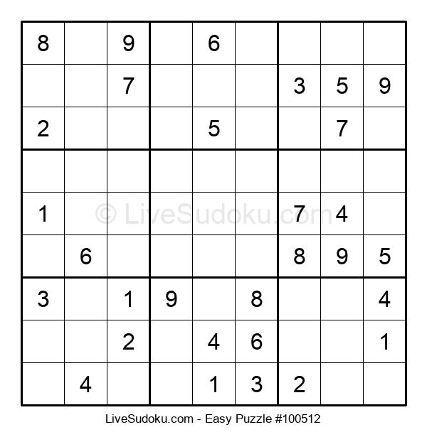 Beginners Puzzle #100512