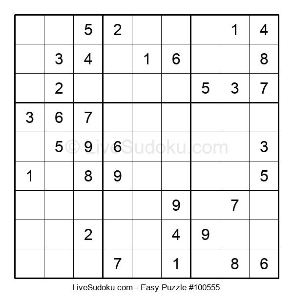 Beginners Puzzle #100555