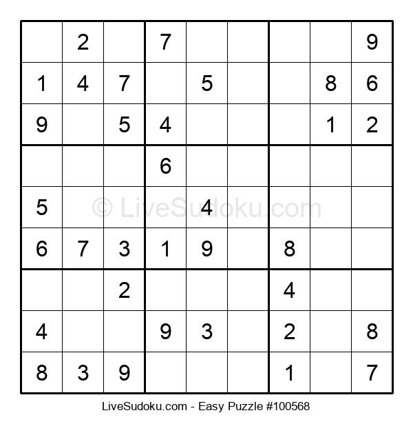 Beginners Puzzle #100568