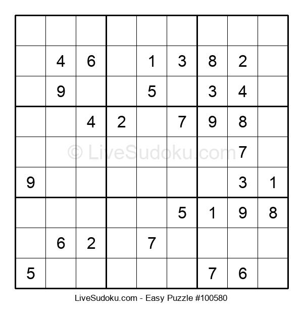 Beginners Puzzle #100580