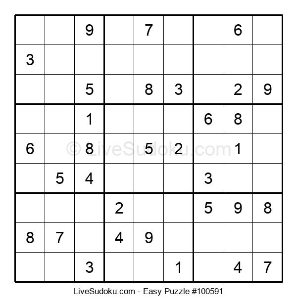 Beginners Puzzle #100591