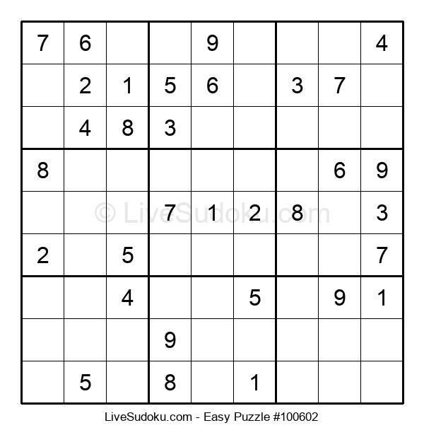 Beginners Puzzle #100602