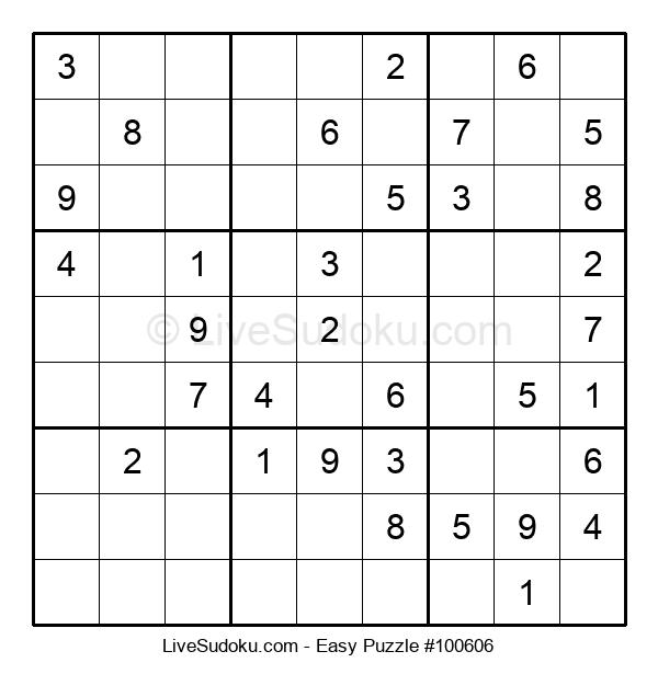 Beginners Puzzle #100606