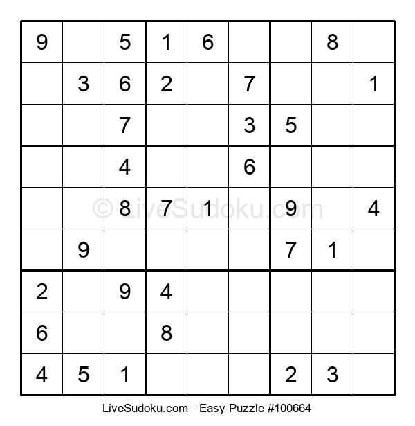 Beginners Puzzle #100664