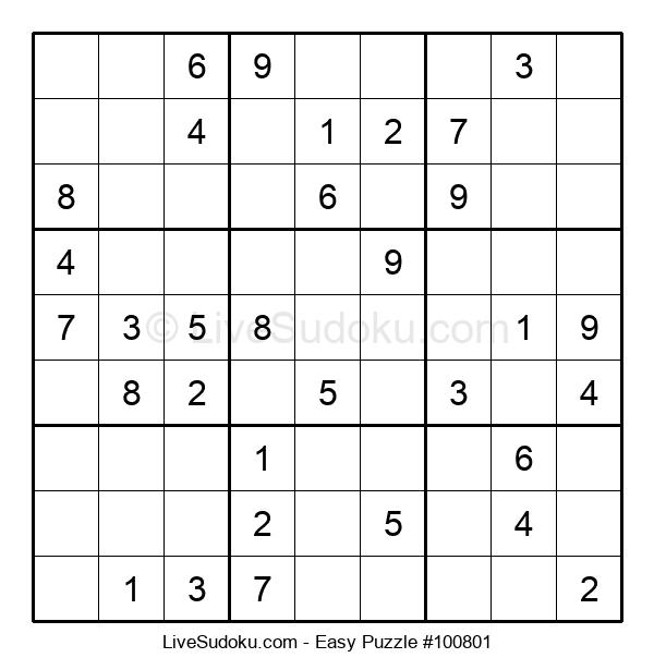 Beginners Puzzle #100801