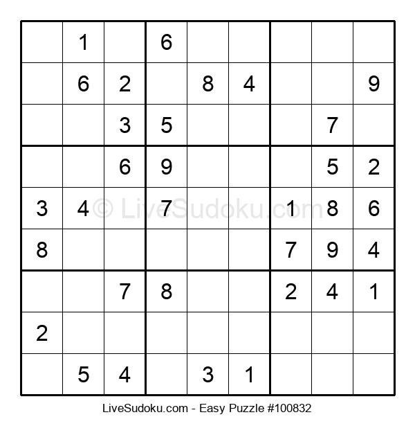Beginners Puzzle #100832