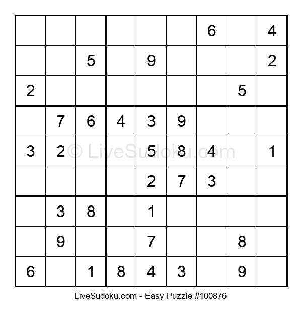 Beginners Puzzle #100876