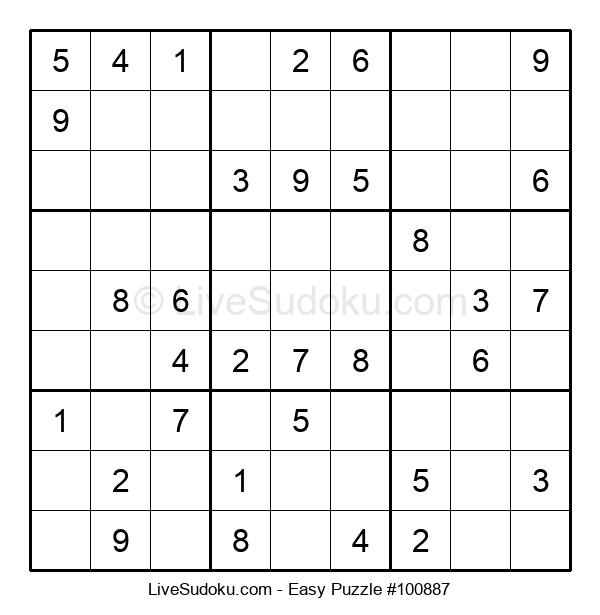 Beginners Puzzle #100887