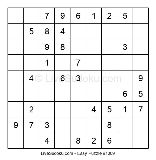 Beginners Puzzle #1009