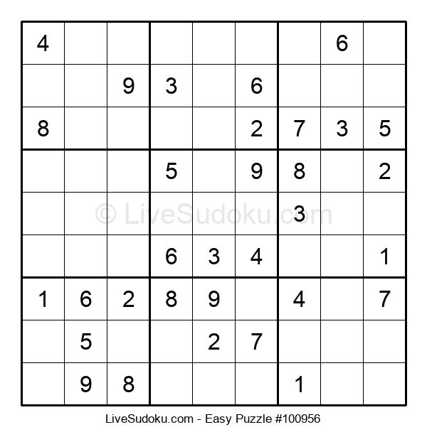 Beginners Puzzle #100956