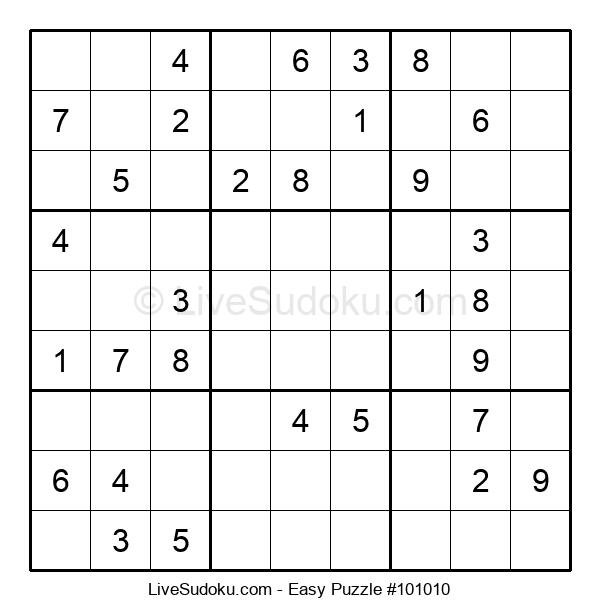 Beginners Puzzle #101010