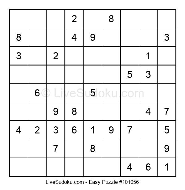 Beginners Puzzle #101056