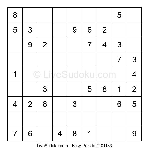 Beginners Puzzle #101133