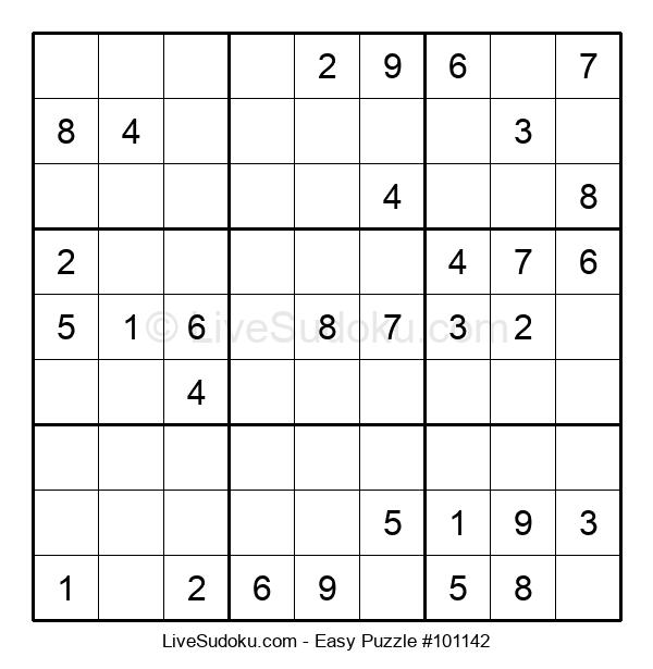 Beginners Puzzle #101142