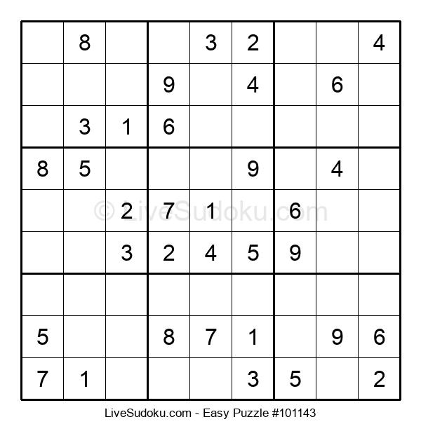 Beginners Puzzle #101143