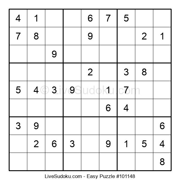 Beginners Puzzle #101148