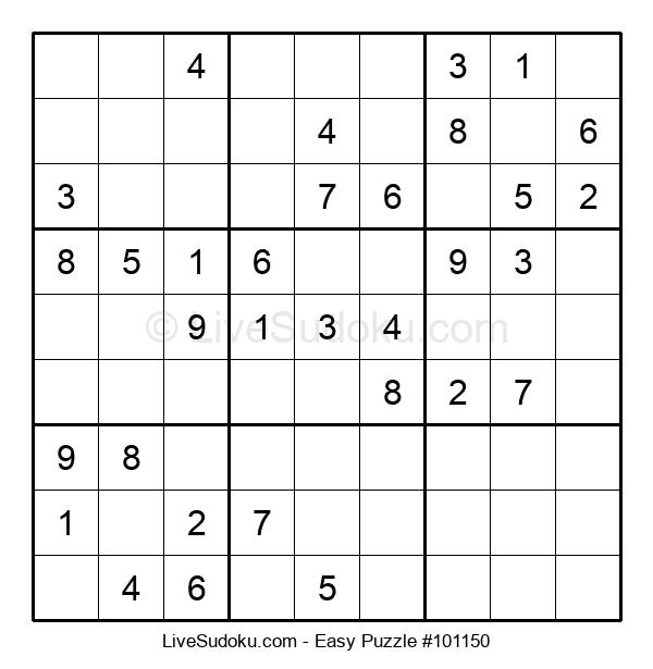 Beginners Puzzle #101150