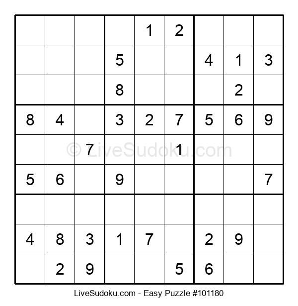 Beginners Puzzle #101180