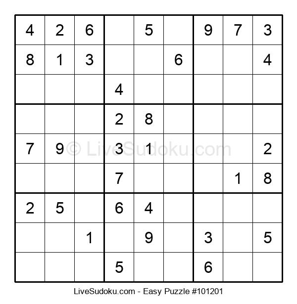 Beginners Puzzle #101201