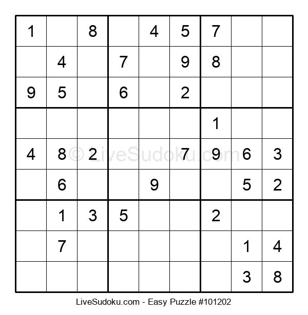 Beginners Puzzle #101202