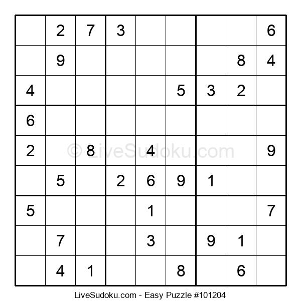 Beginners Puzzle #101204